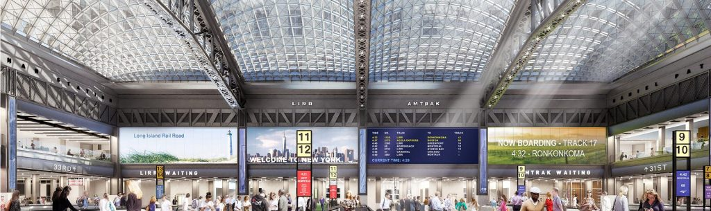 Pacotech_Rail_Transportation_New York Penn Station Redevelopment